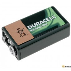 Acumulator/Baterie reincarcabila: Ni-MH; 8,4V; 150mAh Duracell