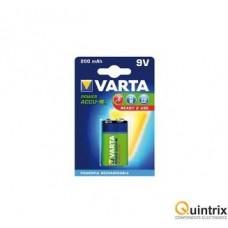 Acumulator/Baterie reincarcabila: Ni-MH; 8,4V; 200mAh Varta