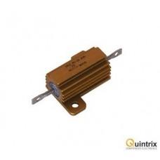 Rezistor 10R/25W bobinat cu radiator