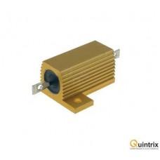 Rezistor 1kR/25W bobinat cu radiator