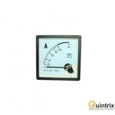 Ampermetru analogic de panou 20A curent alternativ