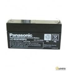 Acumulator cu plumb PANASONIC 6V-1300MAH