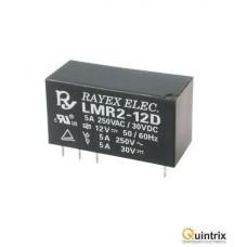 LMR2-12D Releu electromagnetic 12VDC