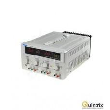 Sursa / Bloc de alimentare laborator 0÷30VDC/0÷30VDC/5VDC/0÷3A