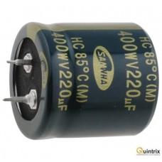 Condensator electrolitic 22000uF/35V