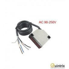 Intrerupator fotoelectric (fotocelula) - E3JK-R4M1 - 90-250 Vc.a