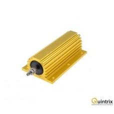 Rezistor 4R7/100W bobinat cu radiator