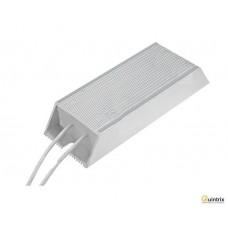 Rezistor: bobinat cu radiator 22R/300W