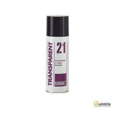 TRANSPARENT 21 Spray; Substanta aerosol