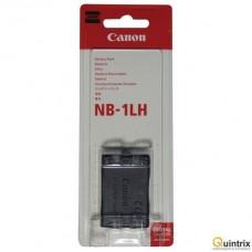 NB-1LH 3.7V, 840mAh, Li-Ion, Acumulator aparat foto Canon