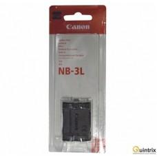 NB-3L 3,7V, 790mAh, Li-Ion, Acumulator aparat foto Canon