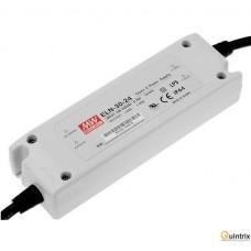 Alimentator pentru LED-uri, pulsatoriu; 30W; 24VDC