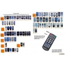 Telecomanda universala CD+DVD player auto/proiectoare